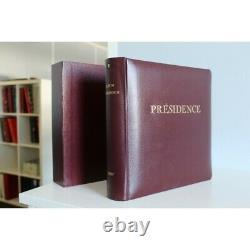 Collection De Timbres Neufs France 1977-1987 Album Cérès, Présidence N°2