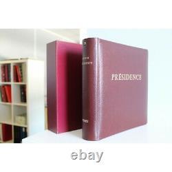 Collection De Timbres Neufs France 1988-1995 Album Cérès, Présidence N°3