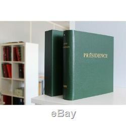 Collection De Timbres Neufs France 2002-2005 Album Cérès Présidence N°5