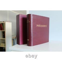 Collection De Timbres Neufs France 2006-2007 Album Cérès, Présidence N°6
