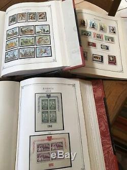 Collection Roumanie Très Complet 3 Albums Yvert 1858/1993 PA Blocs Cote 6500