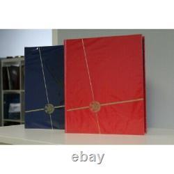Collection Timbres Neufs De Gibraltar 1991 À 2012, Dans Deux Albums Yt