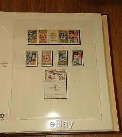 Collection compléte 1960 à 1990 Neuf dans 3 albums SAFE DUEL