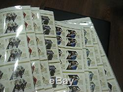 Complete Sheet Collection London Olympics & Paralympic Sets Fv £558 Albums