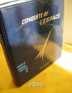 Cosmos, Espace Collection Timbres Neufs/obliteres 1965-1973 Album Lollini A Voir