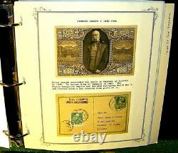 Czechoslovakia Spectacular Large Stamp Collection Scott Specialty Albums Hitler