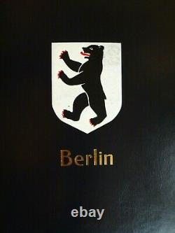 Davo Album Berlin Complete Album 1948-1990 PLUS Complete Collection, CAT££££