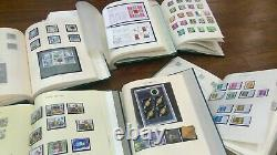 Definitive Commemorative Fine Used Collection 1970 -2012 Fv £3100 Windsor Albums