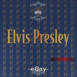 Elvis Presley Collectors Memorabilia 1993 USPS LP Album Jacket Stamp Collection