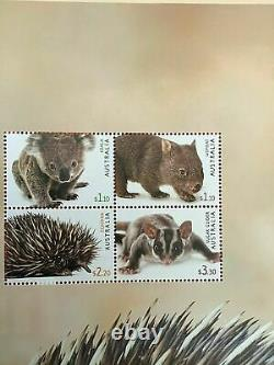 Error Stamp 2020 Aust Post Stamp Collecting Book Yearly Album & Collection