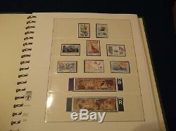 Europa CEPT 1957-1997 complete MNH VF/XF collection in 6 Lindner albums