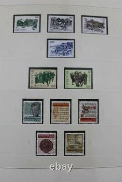 FAROE Denmark MNH 1975-2012 SAFE Album Stamp Collection