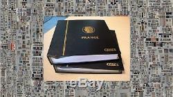 FRANCE Collection en 2 albums Cérès 1849 à 1994 Cote + 4800