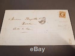 FRANCE collection #43 2 albums de lettres dès timbres classiques dt destinations