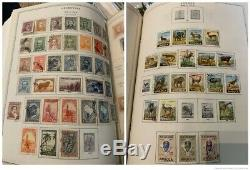 Fantastic Worldwide Collection. 33 Minkus Album. 115000+ Stamps! Great Condition