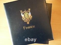 France Collection blocs 2007 2015 dans un album Davo. Super