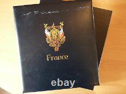 France Collection carnets 2007 2015 dans un album Davo