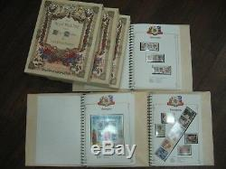 Full Omnibus Collection Prince Charles Lady Diana 1981 Royal Wedding 3 Sg Album
