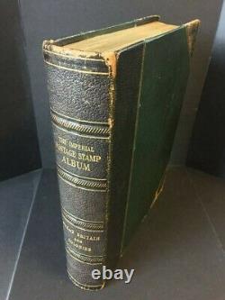 GB+ British Empire QV Classic Collection 1840-1901 Rare Intact SG Imperial Album