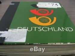 GERMANY(1921-1982), Amazing Stamp Collection hinged/mounted in a KABE album