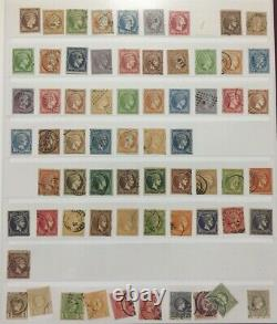 GREECE-OLD/Modern Hermes Olympics Covers M&U Collection Lindner Album(1000)GM622