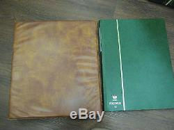 GUERNSEY STAMP COLLECTION 1969-2008 fv MNH £416.00 + 2 albums