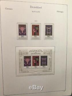 Germany / BDR (RFA) 1952-1994 Collection used/MNH 1 Kabe Album CV + 3300 Euros