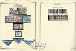 Germany DDR Stamp Collection 1976-90 in Scott Specialty Album, 150 Pages, DKZ