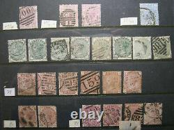 Great Britain 1840-1955 Collection from albums SCV $24,000+ AZ8
