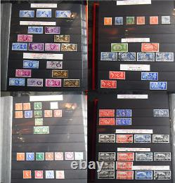 Great Britain Collection In Album Penny Black 1840 To 15th January 1969