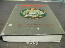 HUNGARY, Excellent Stamp Collection hinged/loose in a Minkus Specialty album