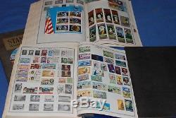 Harris Standard 2 volume World Postage Stamp Album Collection 5000+ stamps read