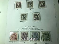 Hingeless Aust. Album 1913-1982 90% Full Excellent Collection