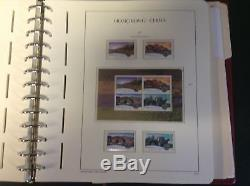Hong Kong Collection 1996-2004 in Lighthouse Hingless Album, SCV $400