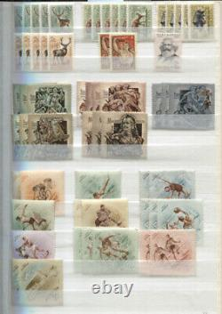 Hungary Accumulation MNH CV$3800.00 1945-2000 In Stock Album