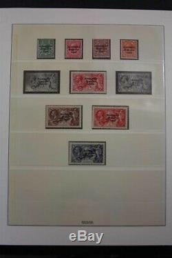 IRELAND MNH 1922-2001 Certificates 5 Albums Specialised Premium Stamp Collection