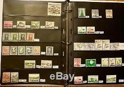 Iceland Stamp Cover Postcard Collection Album Pagesearly Classicshigh CV