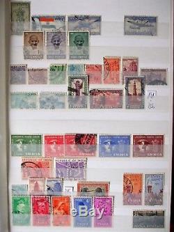 Indien Sammlung British India Album Collection