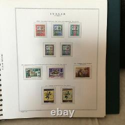 Italy Republic Collection 1976-1985 MNH complete on Album 458 stamps+16 Blocks