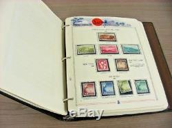 JAPAN, Fabulous MINT NH Stamp Collection mounted in a White Ace Specialty album
