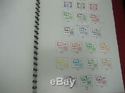 Jersey Stamp Collection Commem Miniature Sheets 1941-2014 Mnh Fv £499 Albums