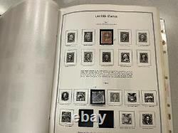 LARGE US COLLECTION IN HARRIS LIBERTY ALBUM 1851-1990 All Pictured MANY CLASSICS
