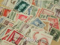 Large Argentina Stamp Collection 1500+ in Stock & Album Pages withEarly Classics+