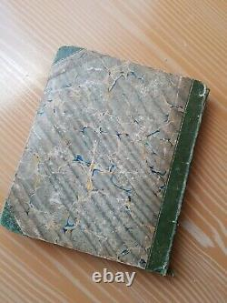 Large collection of early 19th century free fronts plus 18th century in an album