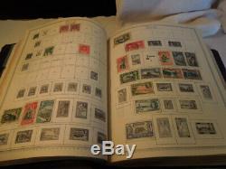 Loaded Minkus Master Global Stamp Album #2 of 8 Bu-Eg many stamps collection