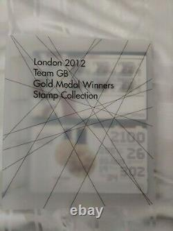 London 2012 Olympic Games First Day Cover Fdc Full Collection 29 Sheets & Album