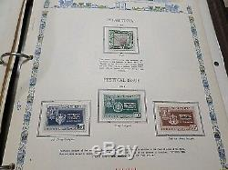 Major Stamp Collection, All Israel Stamps MNH 1948-2003 in 5 Albums. WOW