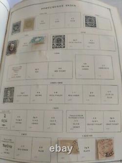 Mammoth worldwide collection in Scott international album 1800s forward. AAA+++
