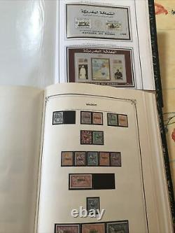 Maroc Collection En 2 Albums Yvert Et Tellier 1890/1998 Dont Postes Locales TB