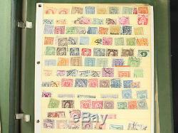 Massive Austria Stamp Collection, Overprints, Mint+ 20K+ in 3 Stockbook Albums
